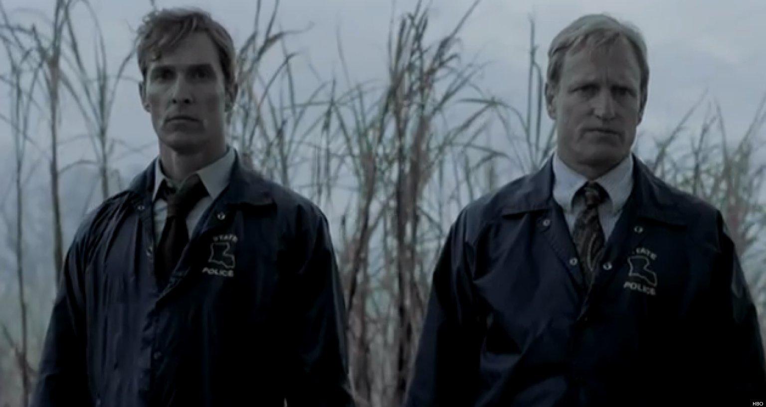Preferim posar la foto de True Detective que la de Supervivientes a l'espai de TV