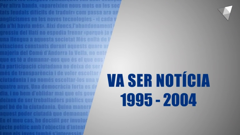 Va ser noticia 06 d'abril (1995 - 2004)