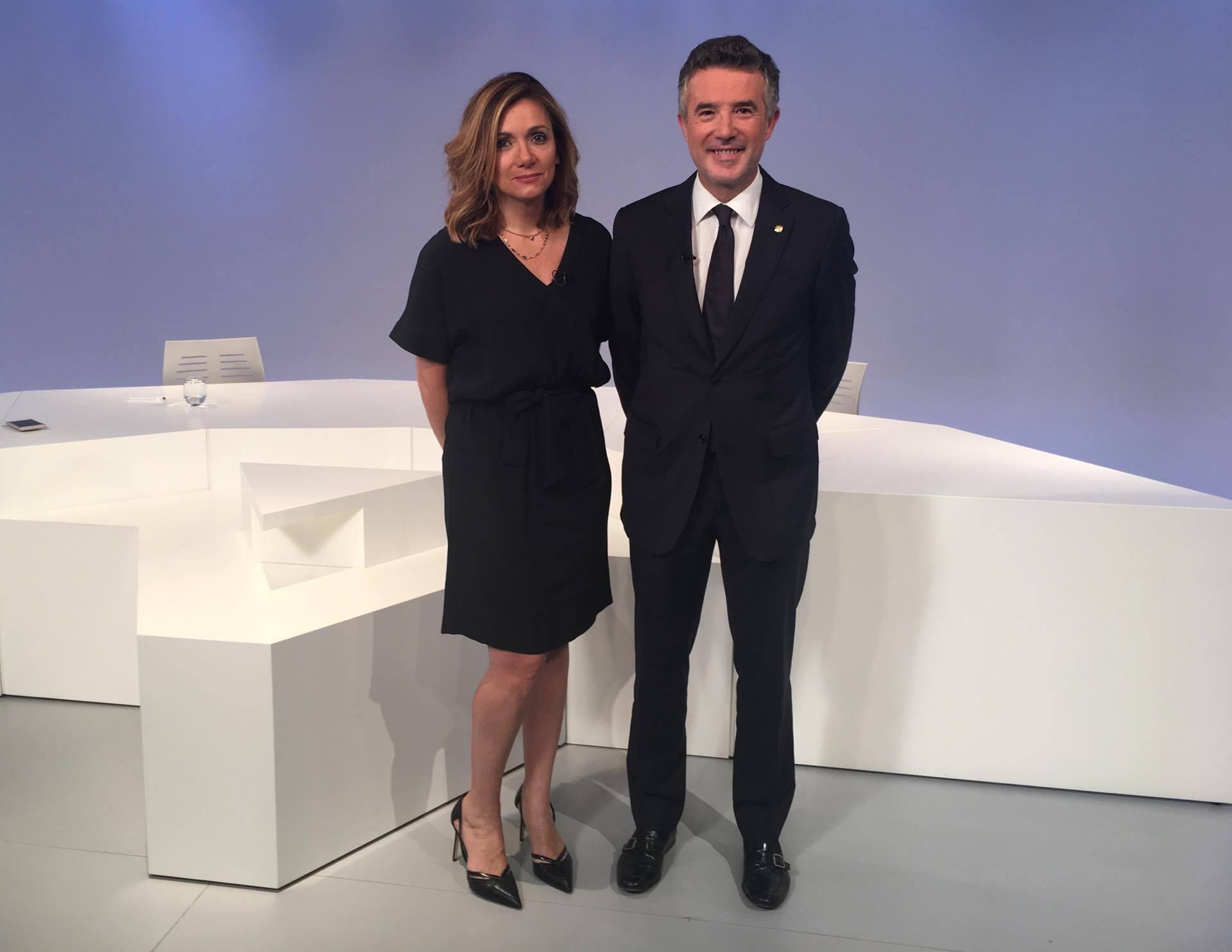 Entrevista al síndic general Vinceç Mateu