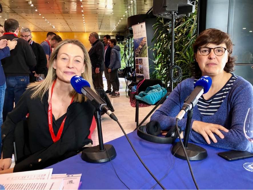 Anna Vicens i Cristina Alcalà