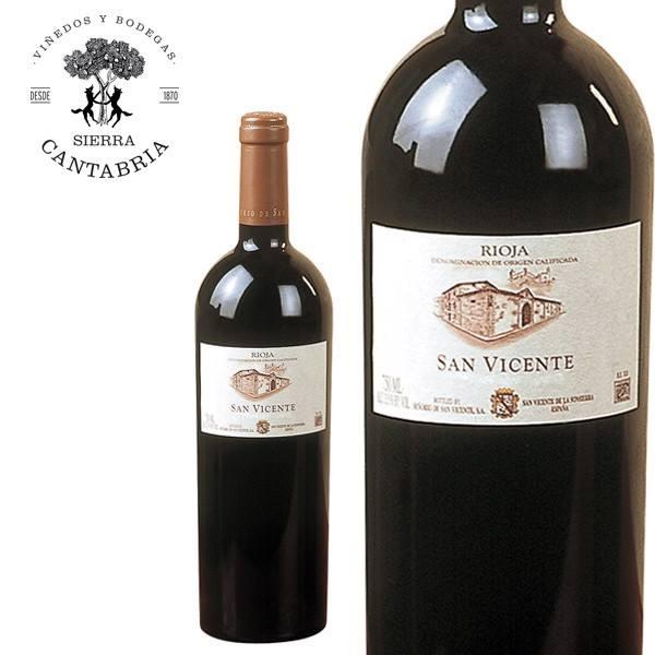 Un Rioja, San Vicente, ideal per regalar