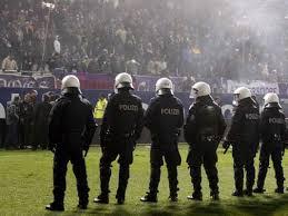El Jutge Ruz i violència al futbol