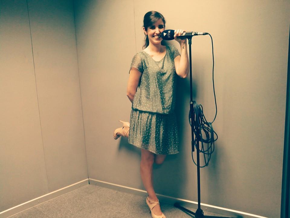 Televisió i premsa del cor amb Viviana Besolí