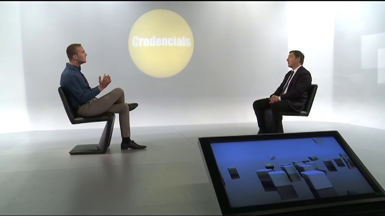 Credencials 12: Rubén Sánchez i Joan Roca
