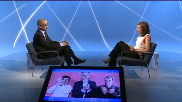 La rèplica - Entrevista al cap de Govern, Antoni Martí