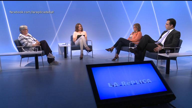La rèplica - Tertúlia amb Mònica Codina, Isabel Lozano i  Maanan Aouraghe
