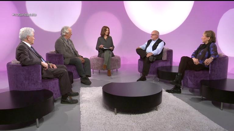 La Rotonda 1a part - Els orígens de la televisió a Andorra