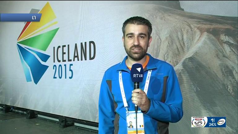 Inaugurats els Jocs dels Petits Estats d'Islàndia
