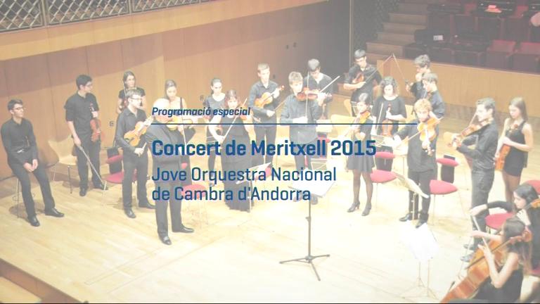 Concert de Meritxell 2015