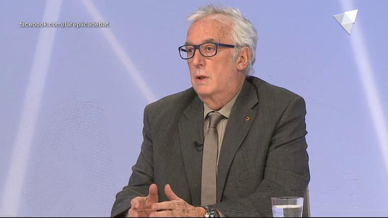 Entrevista a l'excap de Govern Marc Forné
