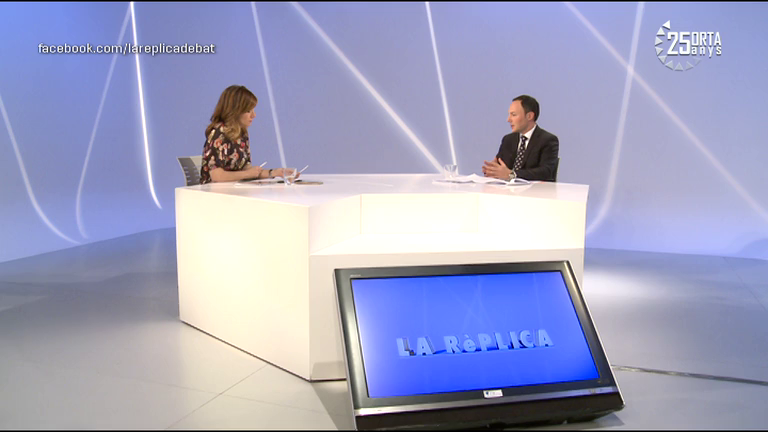 Entrevista al ministre Xavier Espot