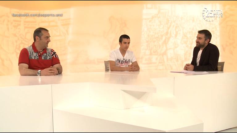 Dia E 2a part - L'Andorra Hoquei Club ja és a Primera Catalana