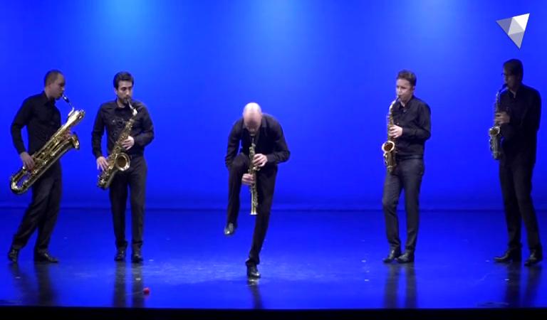 Sax Fest 2016 - Concert Five Sax