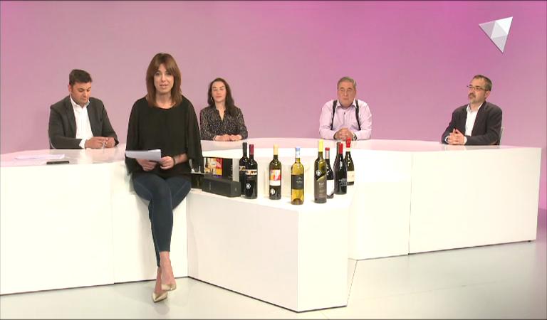 Els quatre vinicultors nacionals