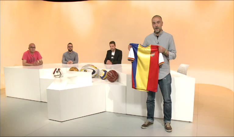Dia E 1a Part - L'FC Andorra opta a l'ascens
