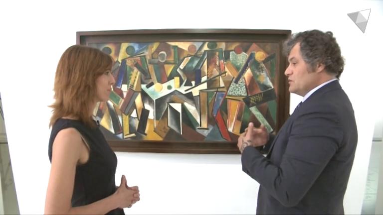 La rotonda 2a Part - Visitem el Thyssen amb Guillermo Cervera