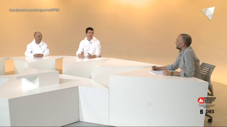Dia E 2a part - Màxima il·lusió de Roger Puig per afrontar els Paralímpics