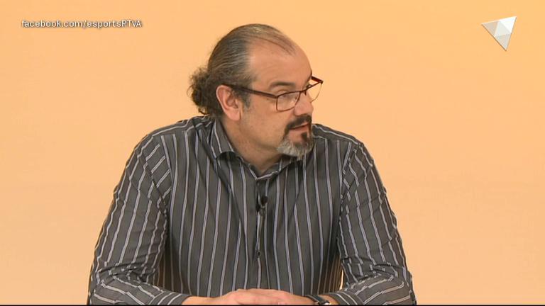 Dia E 1a Part - Entrevista a Francesc Solana amb el MoraBanc en posicions de play-off