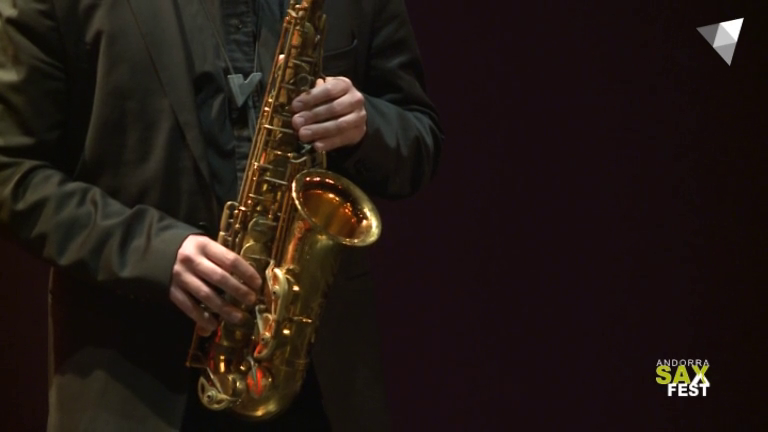 Sax Fest 2017 - Concert Utópico
