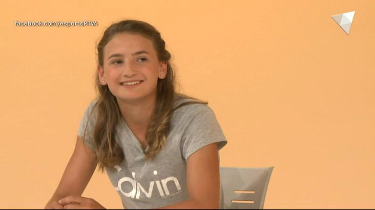 Dia E 2a Part - Vicky Jiménez, una promesa del tennis d'èxit