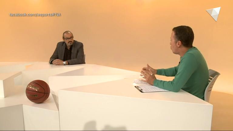 Dia E 1a Part - Francesc Solana analitza la mala ratxa del MoraBanc Andorra a la Lliga Endesa