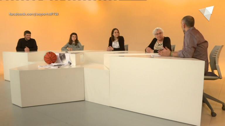 Dia E 3a part - Tres dones, tres generacions de bàsquet