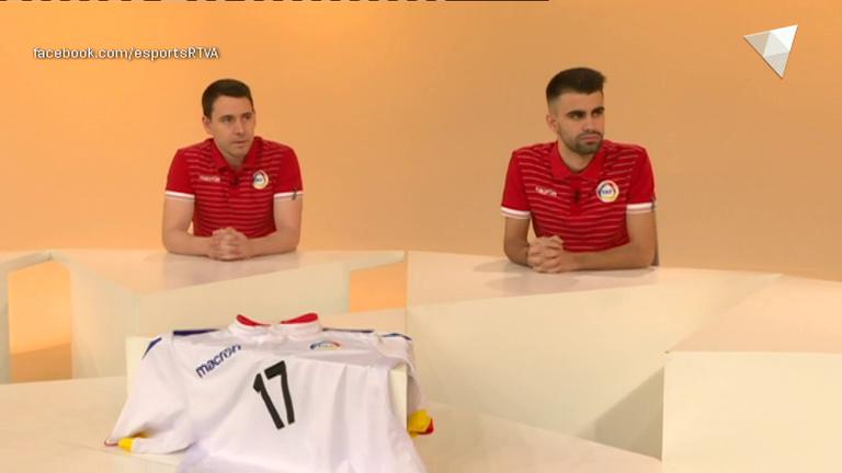 Dia E 3a part - La selecció de futbol sala marxa cap al Premundial de Bielorússia