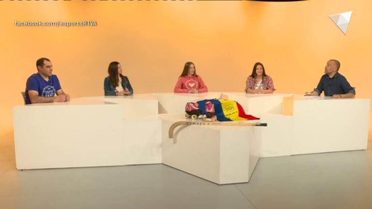 Dia E 3a part - Lara Saumell, Txell Dilmé, Jana Sánchez i el somni de jugar a hoquei