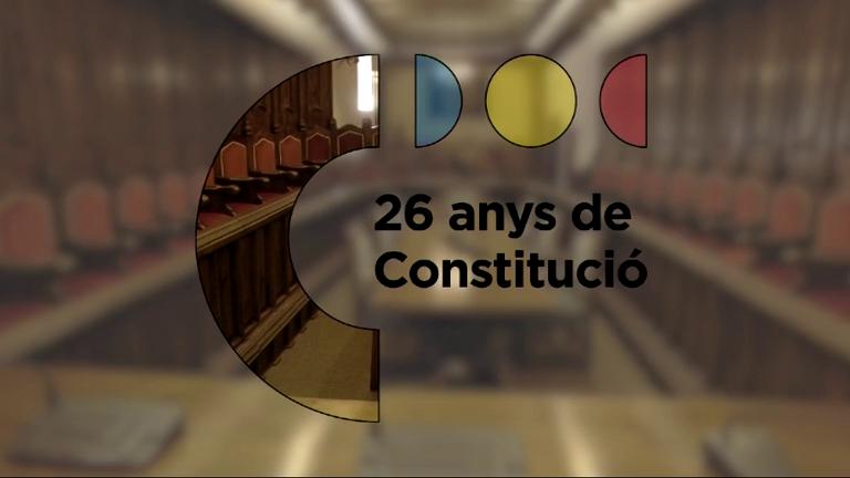 Recepció oficial i discurs del M.I. Síndic General - Dia de la Constitució 2019