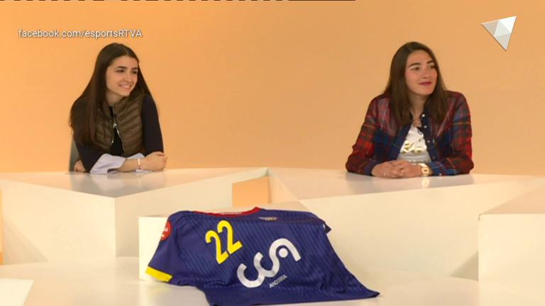 Dia E 2a part - Ariana Gonçalves i Míriam Tizón fan balanç de la temporada de l'ENFAF