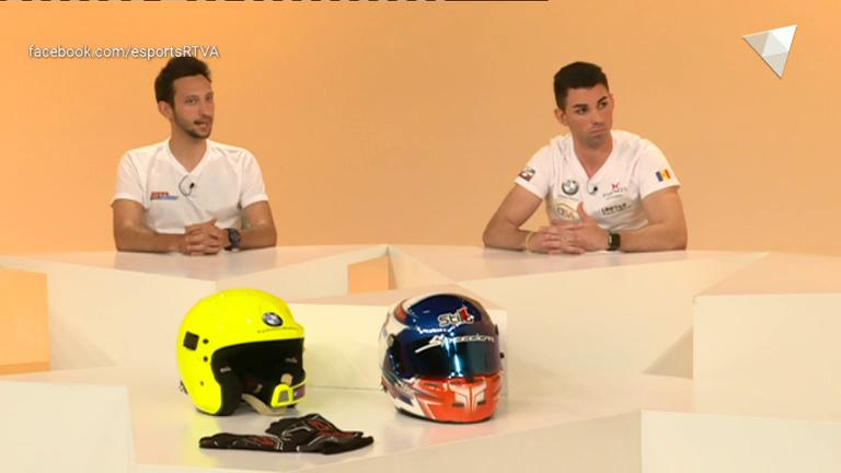 Dia E 3a part - Edgar Montellà i Raül Ferré, joves talents del motor