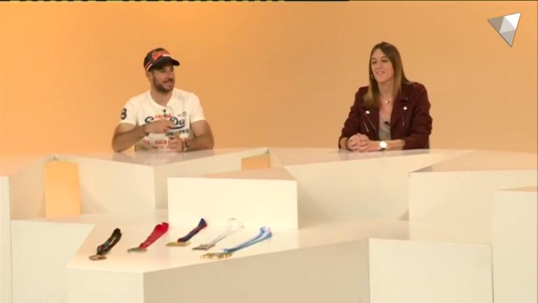 Dia E 2a part - Xavi Folguera i Raquel Guri, veterania i debut als Jocs dels Petits Estats Montenegro 2019