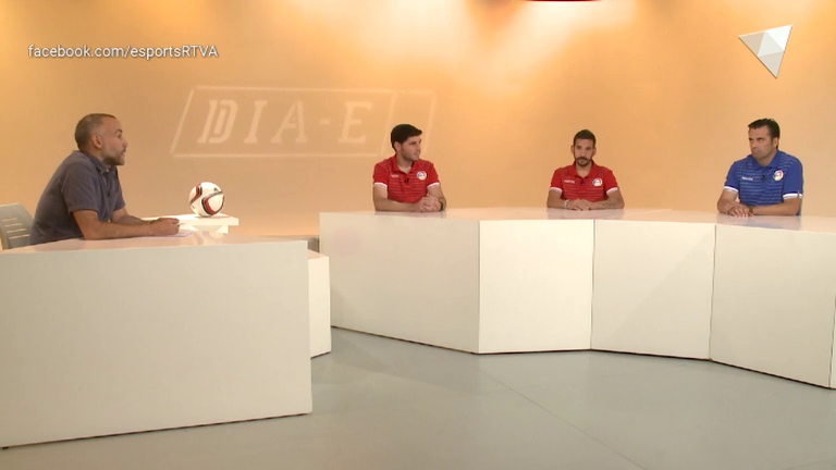 Dia E 2a Part - La selecció valora els partits contra Turquia i França