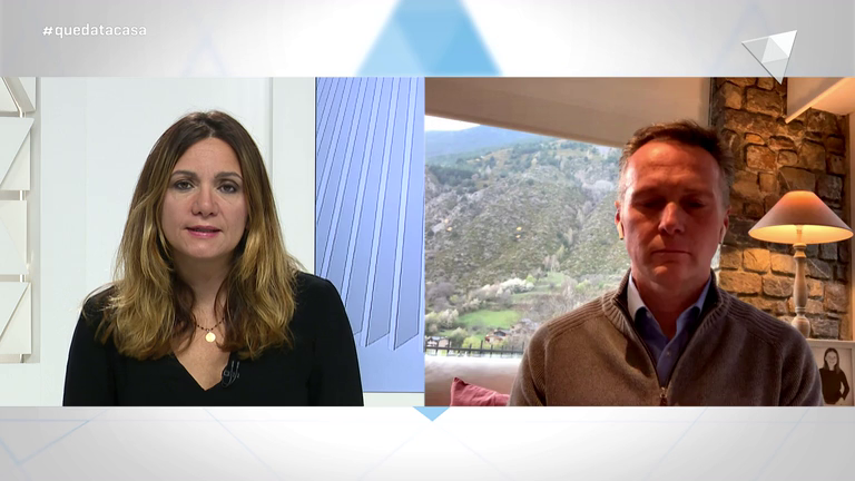 Entrevista al president del grup liberal, Ferran Costa