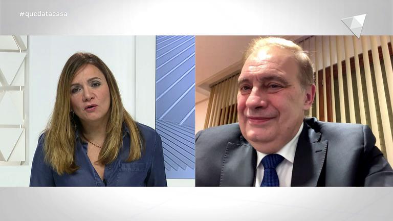 Entrevista al president del grup de Terceravia+UL+I, Josep Pintat
