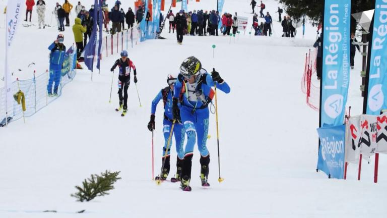 Copa del Món d'esquí de muntanya: Flaine, França