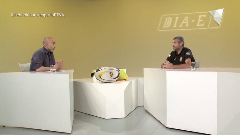 Dia E 3a part - Entrevista al president del VPC Andorra Gerard Giménez