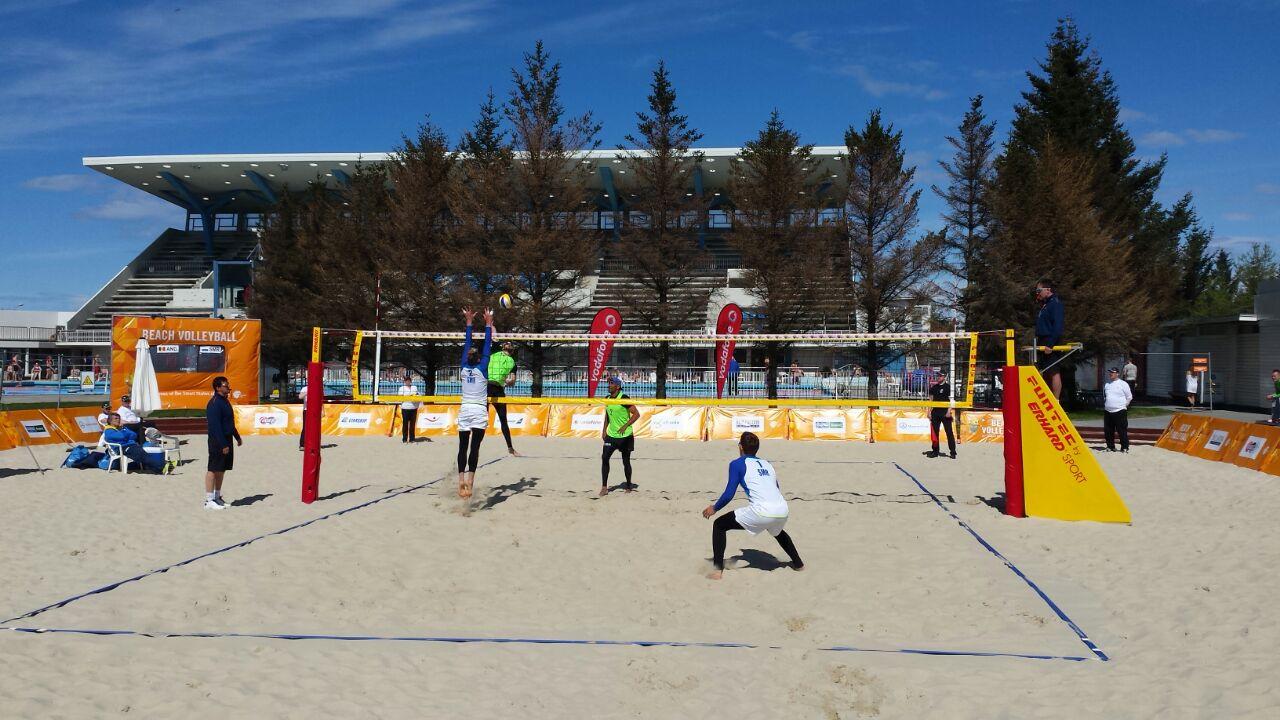 Da Silva i Folguera derroten San Marino i arriben a semifinals
