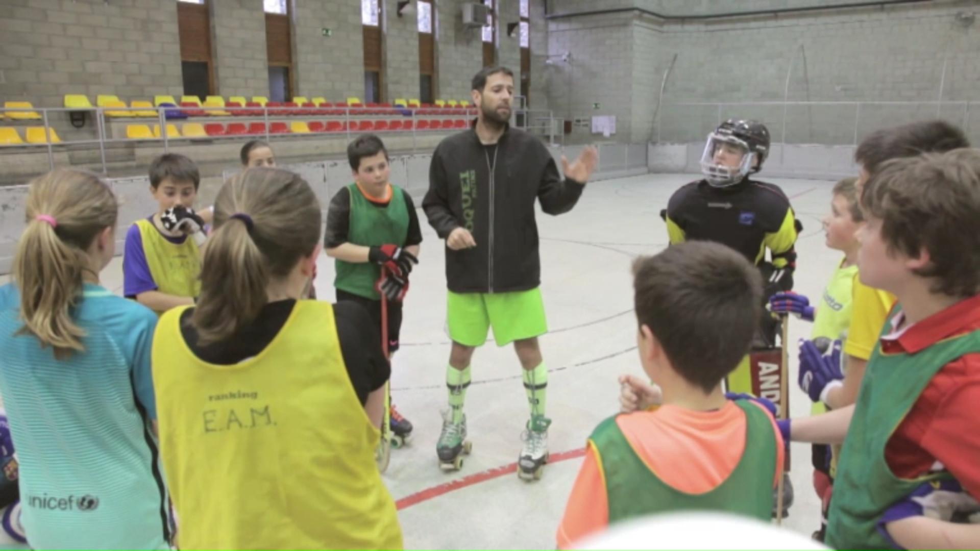 A la vostra salut - L'esport a l'adolescència