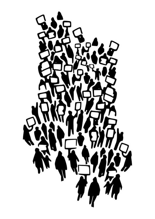 Cucades: Manifestant una estona!