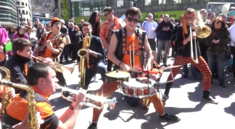 Sax Fest 2016 - Resum del I Concurs Internacional Walking Street
