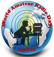 "La ""A"" ràdio:World Amateur Radio Day"