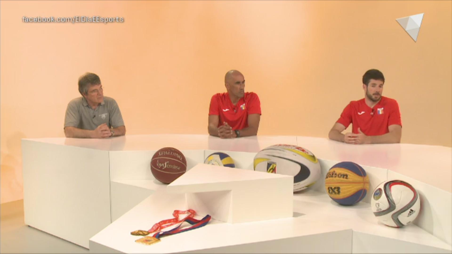 Xavi Folguera i Geni Da Silva defensaran l'or a San Marino