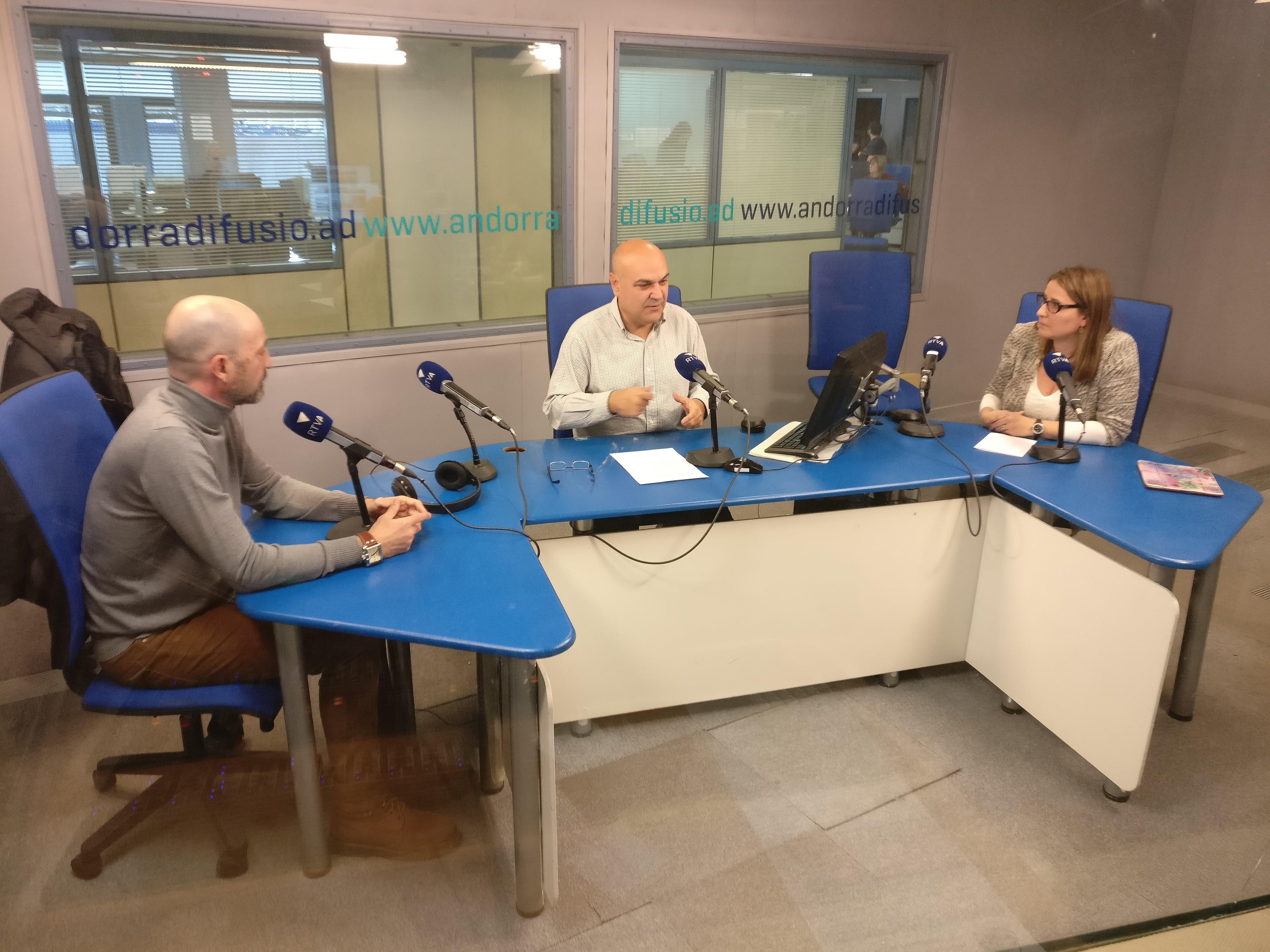 Entrevista a Xavier Herver i Sandra Tudó