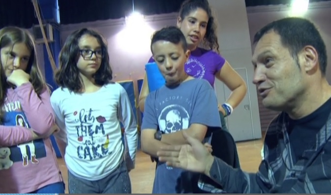 Xic & Dans - Els nens reben més visites especials