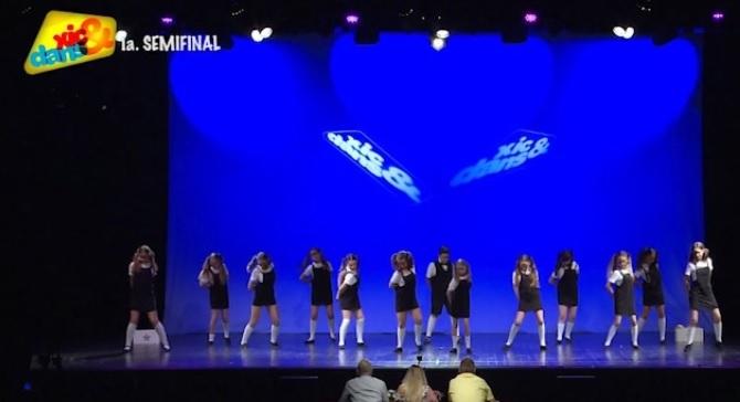Xic & Dans - Primera semifinal