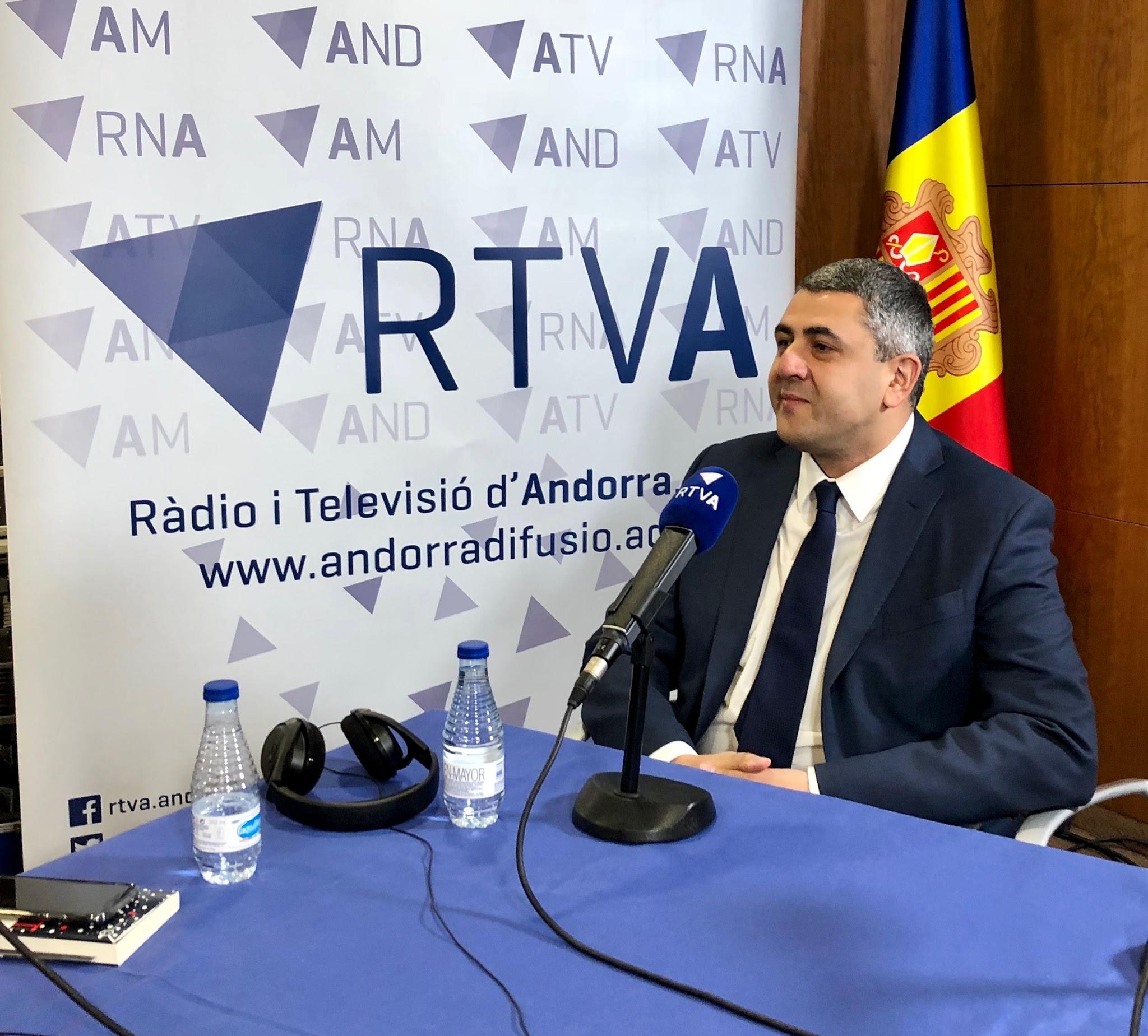 Zurab Pololikashvili, secretari general de l'OMT