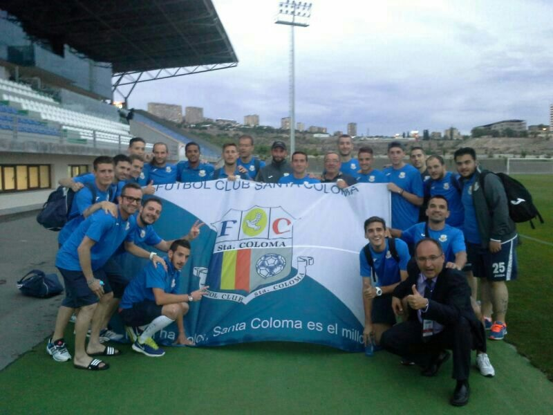 Resultado de imagem para FC Santa Coloma