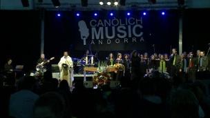 El festival Canòlich Music tanca amb gairebé 1.000 participants