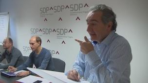 SDP inclourà en el programa per a les eleccions una reforma de la llei electoral i del model territorial